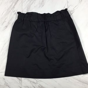 ⭐️ 2P BANANA REPUBLIC BLACK MINI SKIRT